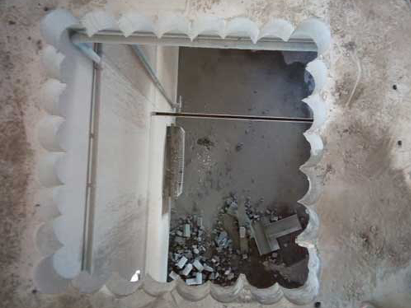 Cement Cutting